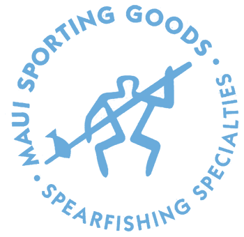 Maui Sporting Goods Spearfishing Specialties Honolulu Store page logo
